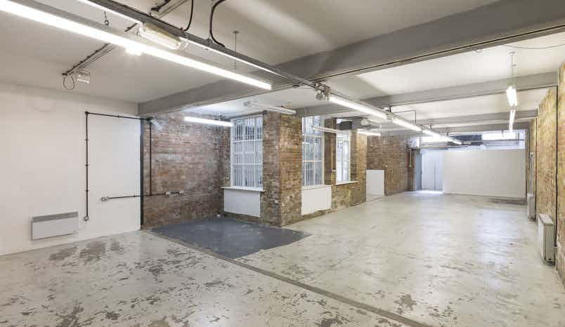 Old Street Showrooms, Blank Canvas Venues