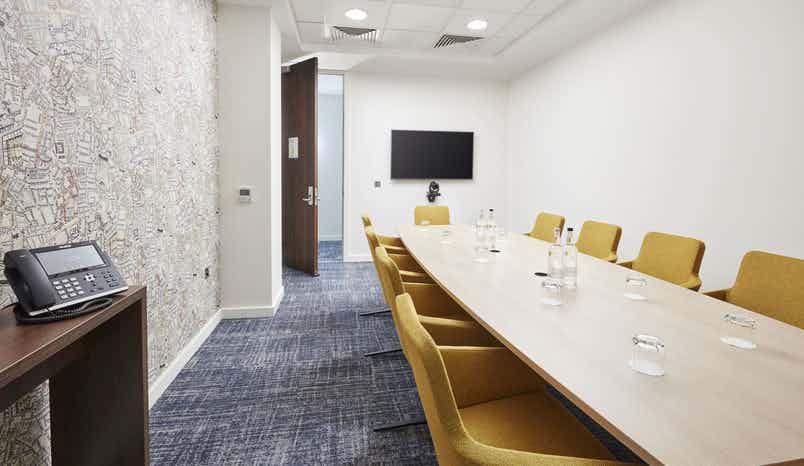 Meeting Room 6, Marlin Waterloo