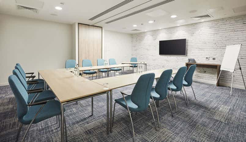 Meeting Room 3+4, Marlin Waterloo