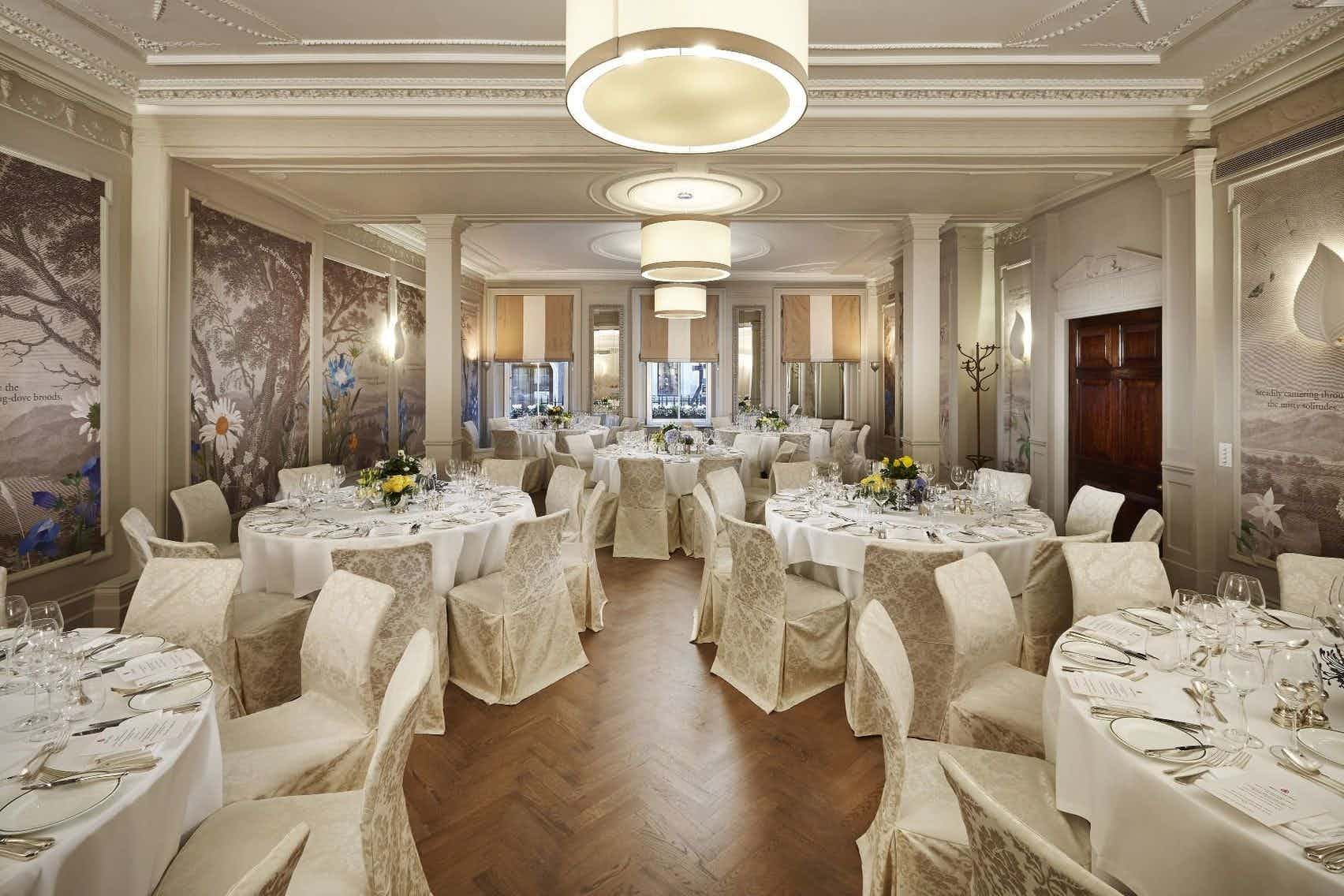 The Clarendon Room, Brown's Hotel Mayfair