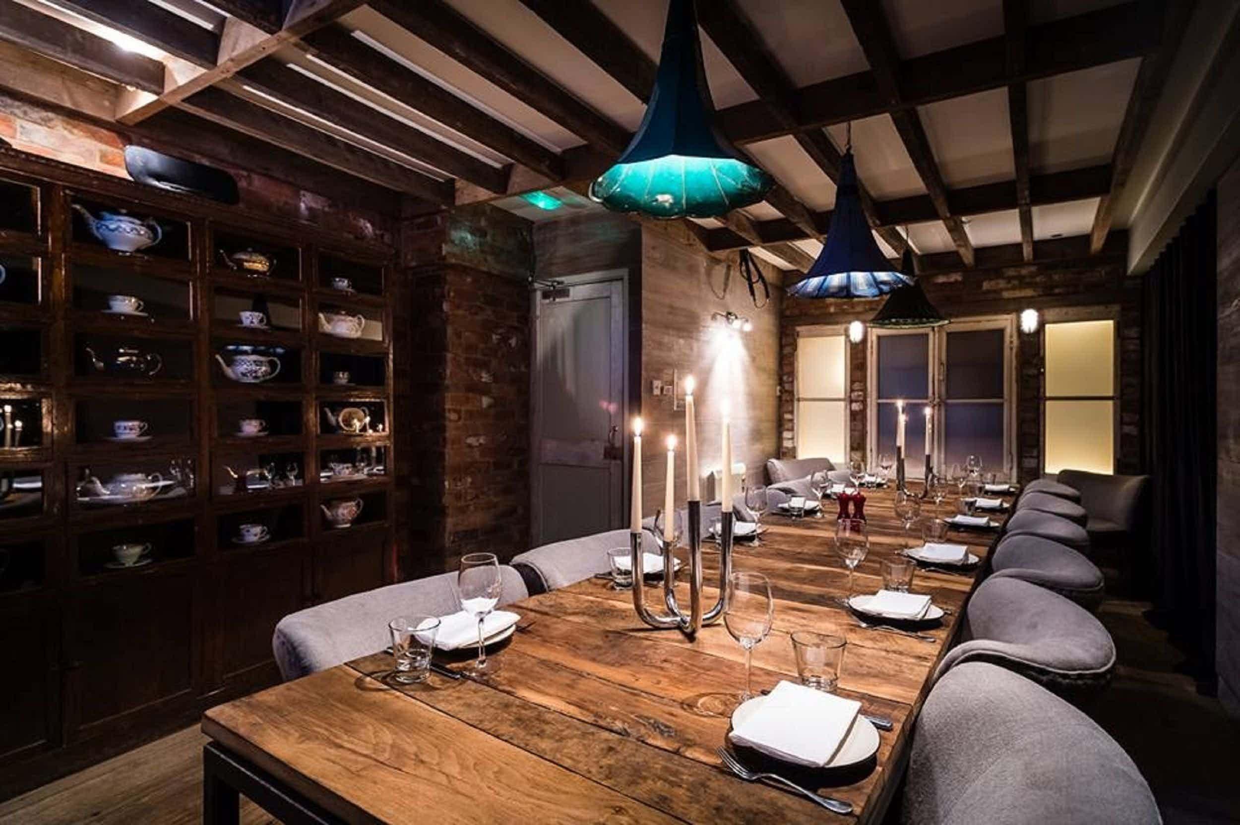The Little Room, Loyal Tavern