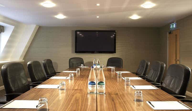 Boardroom 4, De Vere Grand Connaught Rooms