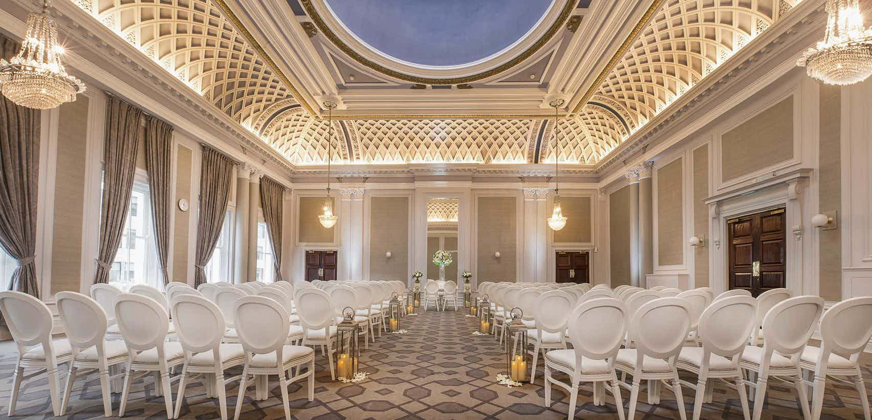 The Crown & Cornwall Suite, De Vere Grand Connaught Rooms