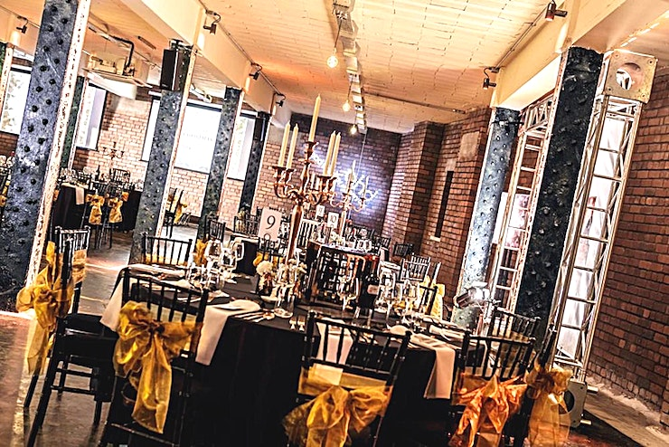 The Archives  **Hire The Archives and The Cellars at the Victoria Warehouse for a versatile venue to hire in Manchester for your next corporate event.** 