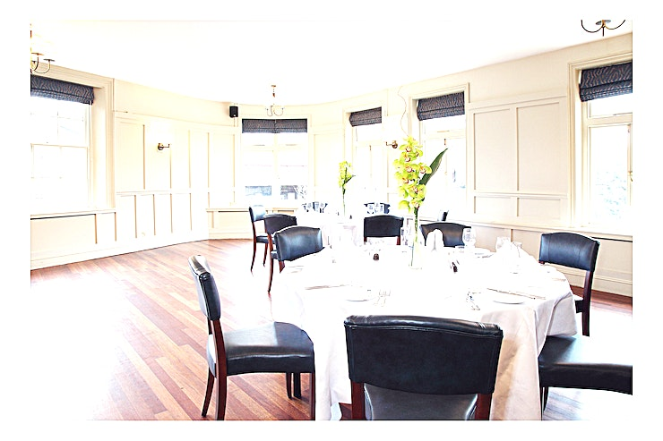 Bramford Room **Hire the Bramford Room at the Alma pub for one of the best options for venue hire London has to offer.**   If you're looking for a top London pub with private dining rooms then the Alma is the best bet! The Alma is a quintessential British pub in London with the added extra of a fantastic, award winning restaurant and an elegant boutique hotel.   The Bramford Room is ideally located on the first floor away from the hustle and bustle of the main bar. It's open plan design, double aspect positioning, stunning sash windows, high ceilings and magnificent fireplace make it the perfect backdrop for any occasion.