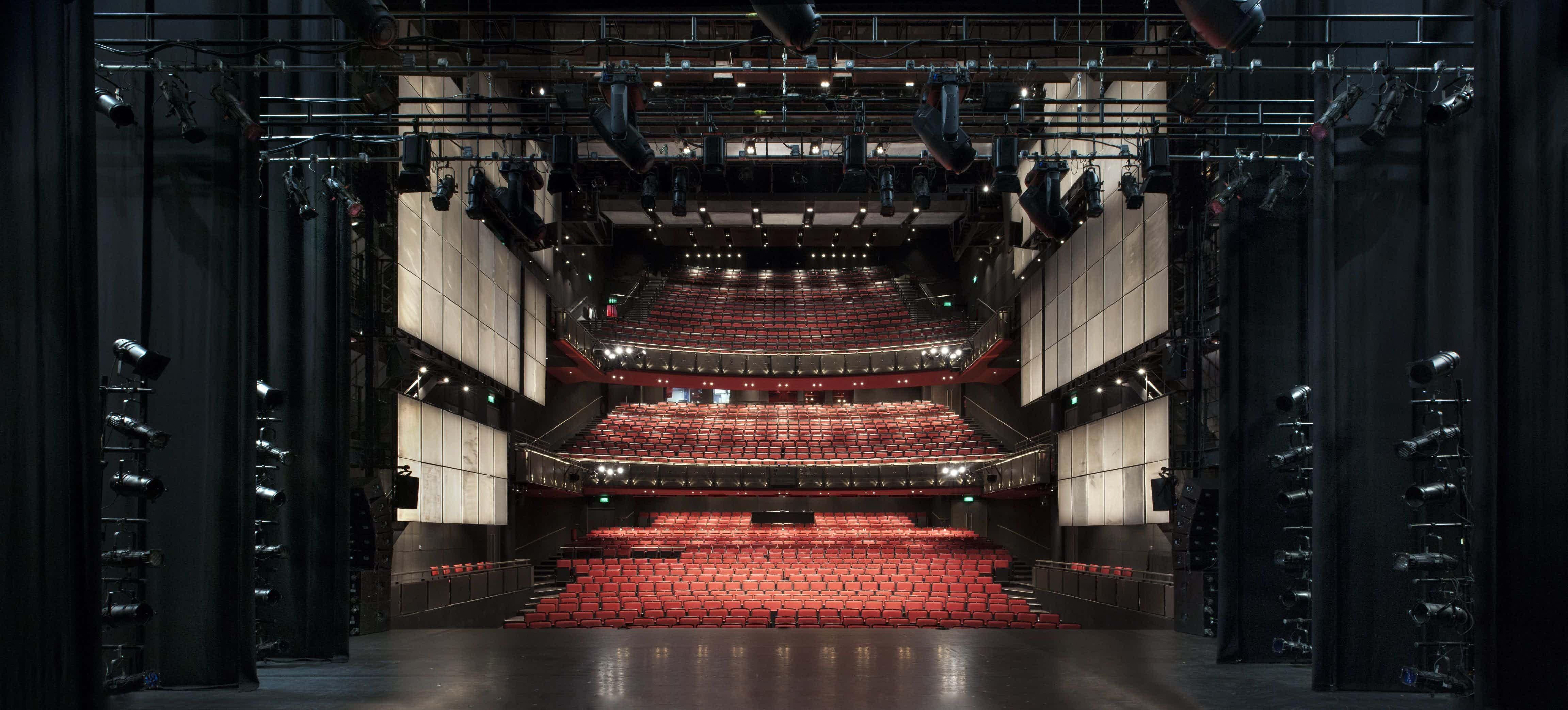 Main Auditorium, Sadler's Wells Theatre