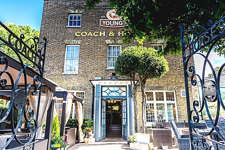Restaurant **Hire the Restaurant at the Coach & Horses in Isleworth for a great private dining option in a traditional pub.** 