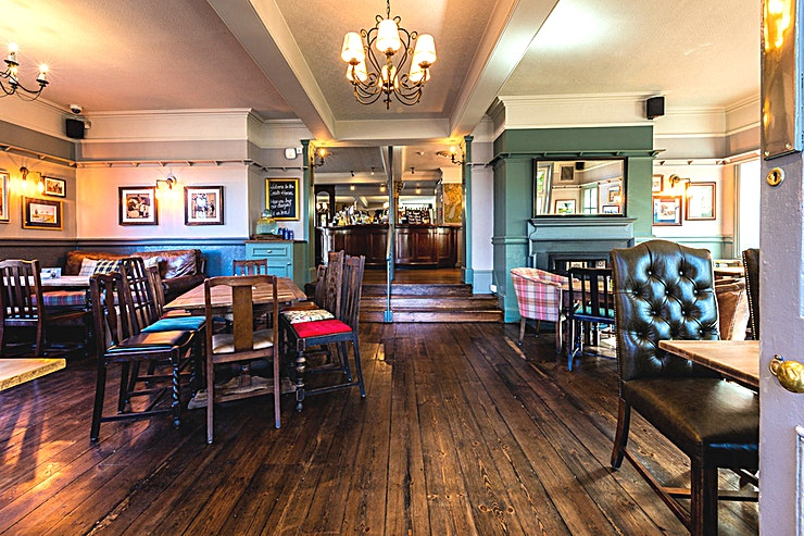 Lounge Bar **Hire the Lounge Bar the Coach & Horses in Isleworth for one of the best options for private party venue hire London has to offer.** 