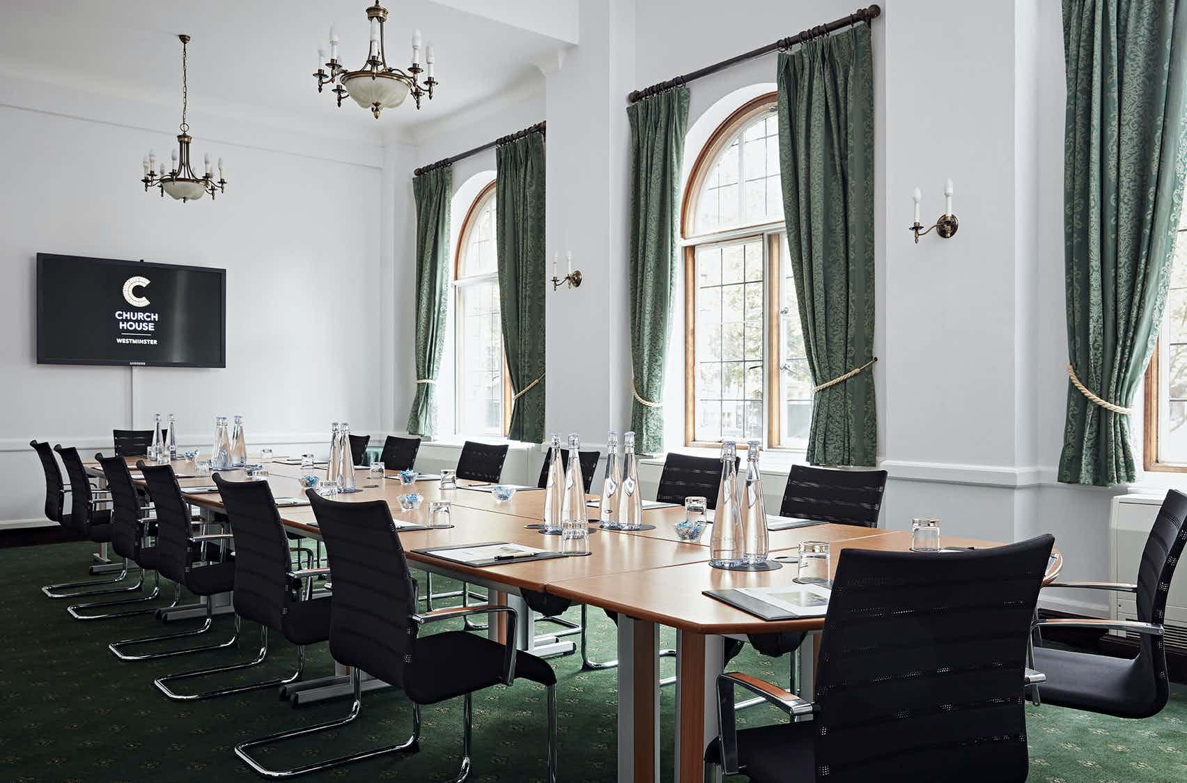 The Abbey Room, Church House Westminster