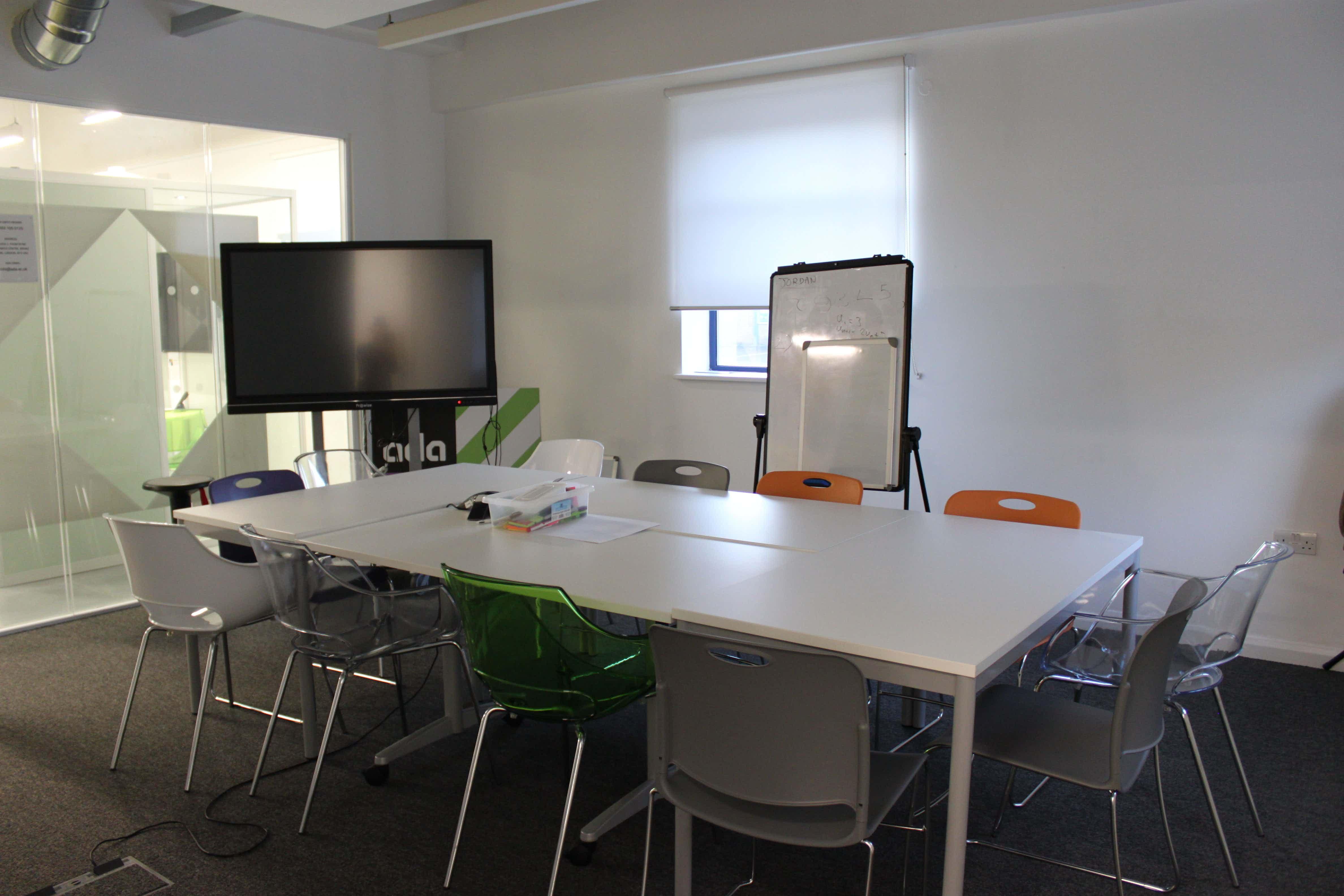 Python Boardroom, Ada National College for Digital Skills