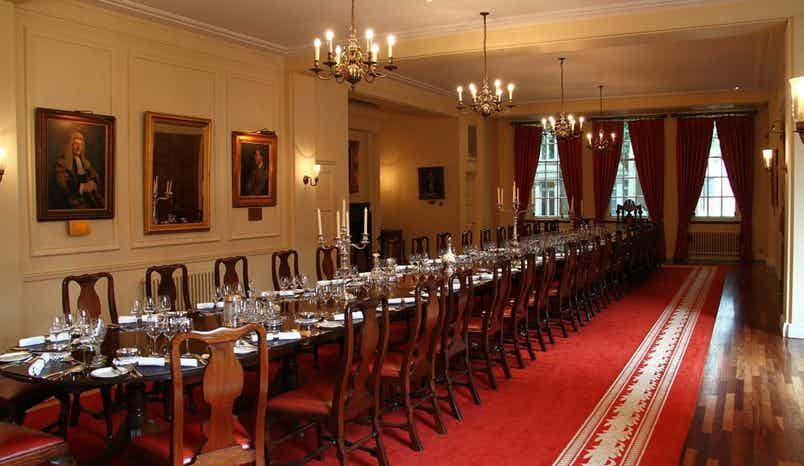 The Large Pension Room , The Honourable Society of Gray's Inn