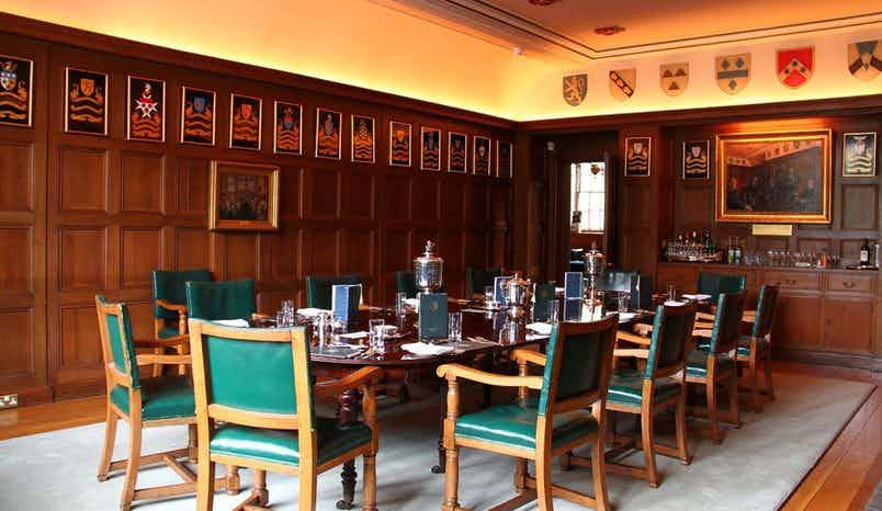 The Small Pension Room, The Honourable Society of Gray's Inn