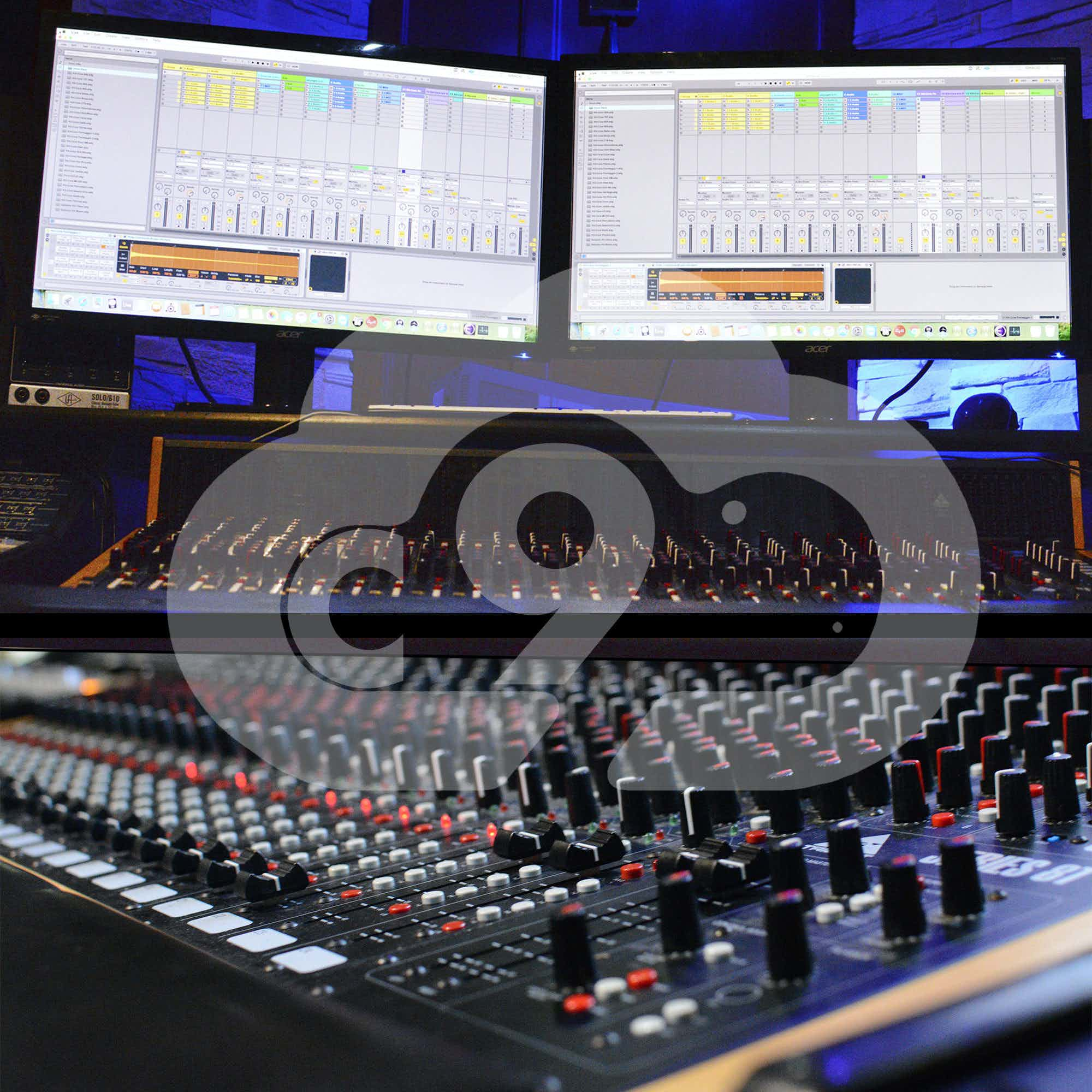 Music Studio , Cloud 9
