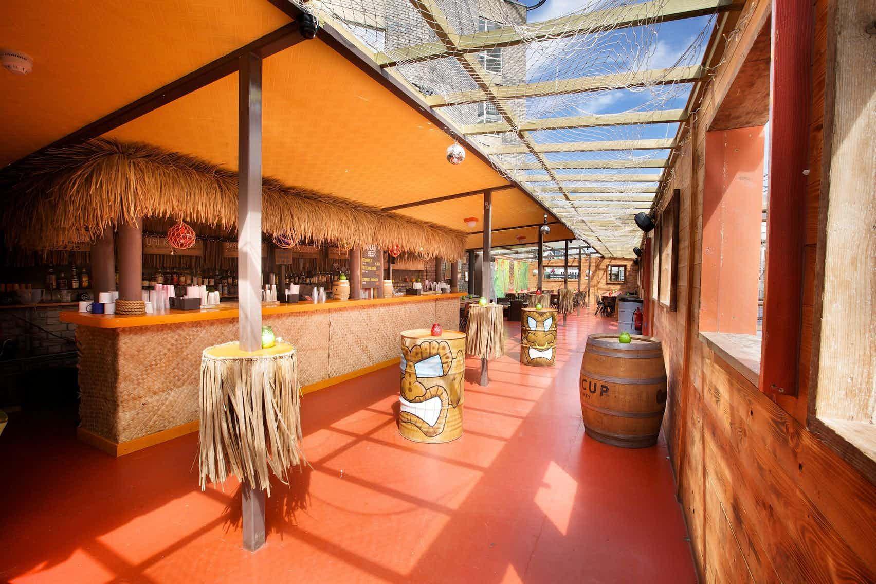 Rum Roof Top, Dinerama Summer
