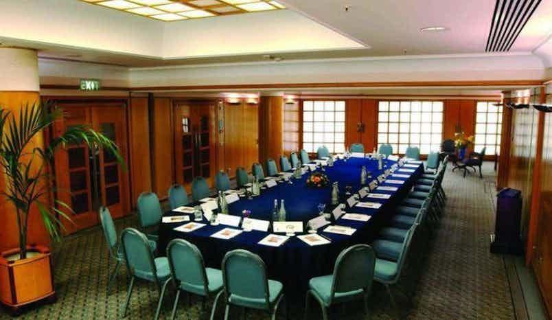 The Richmond Suite, The Washington Mayfair Hotel