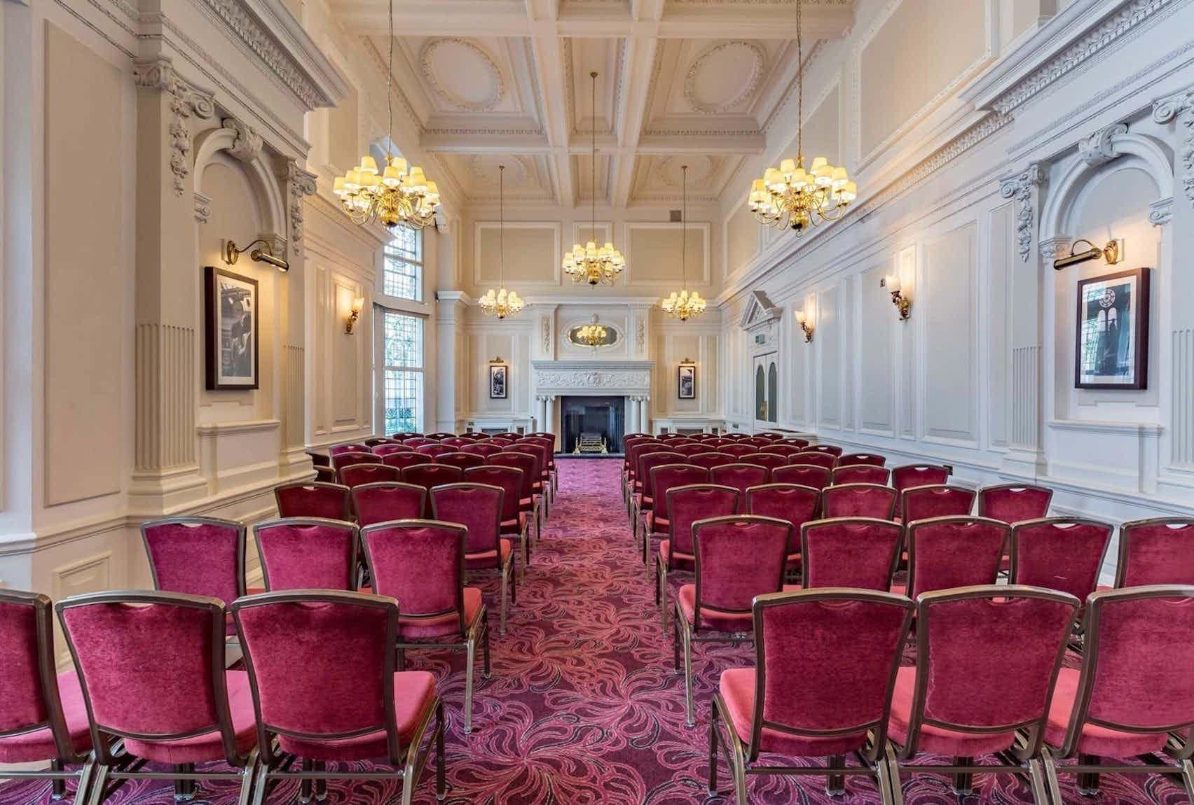 Orient Suite, The Grosvenor