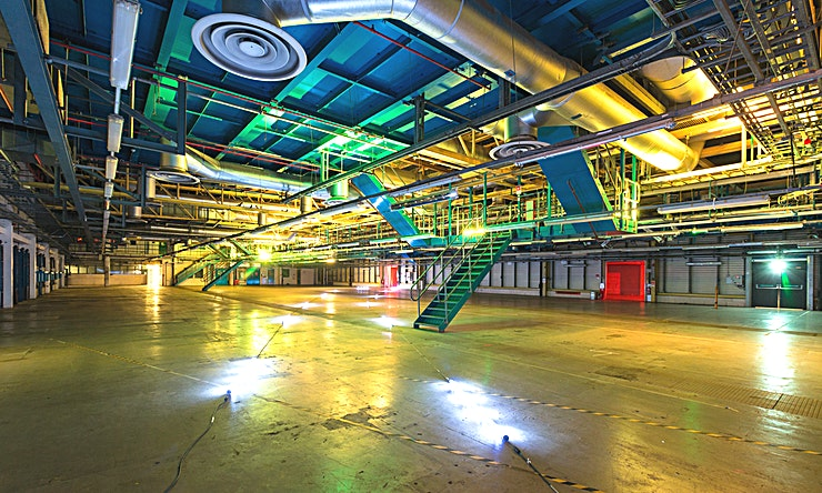 Publishing **Hire the Publishing space at Printworks London - for one of the best options for warehouse venues London has to offer!** 
