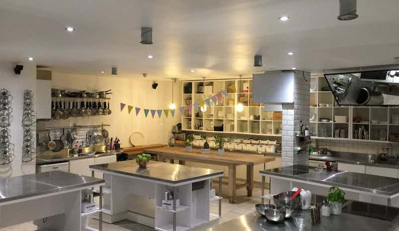Kitchen Hire/Cookery School, The Avenue Cookery School