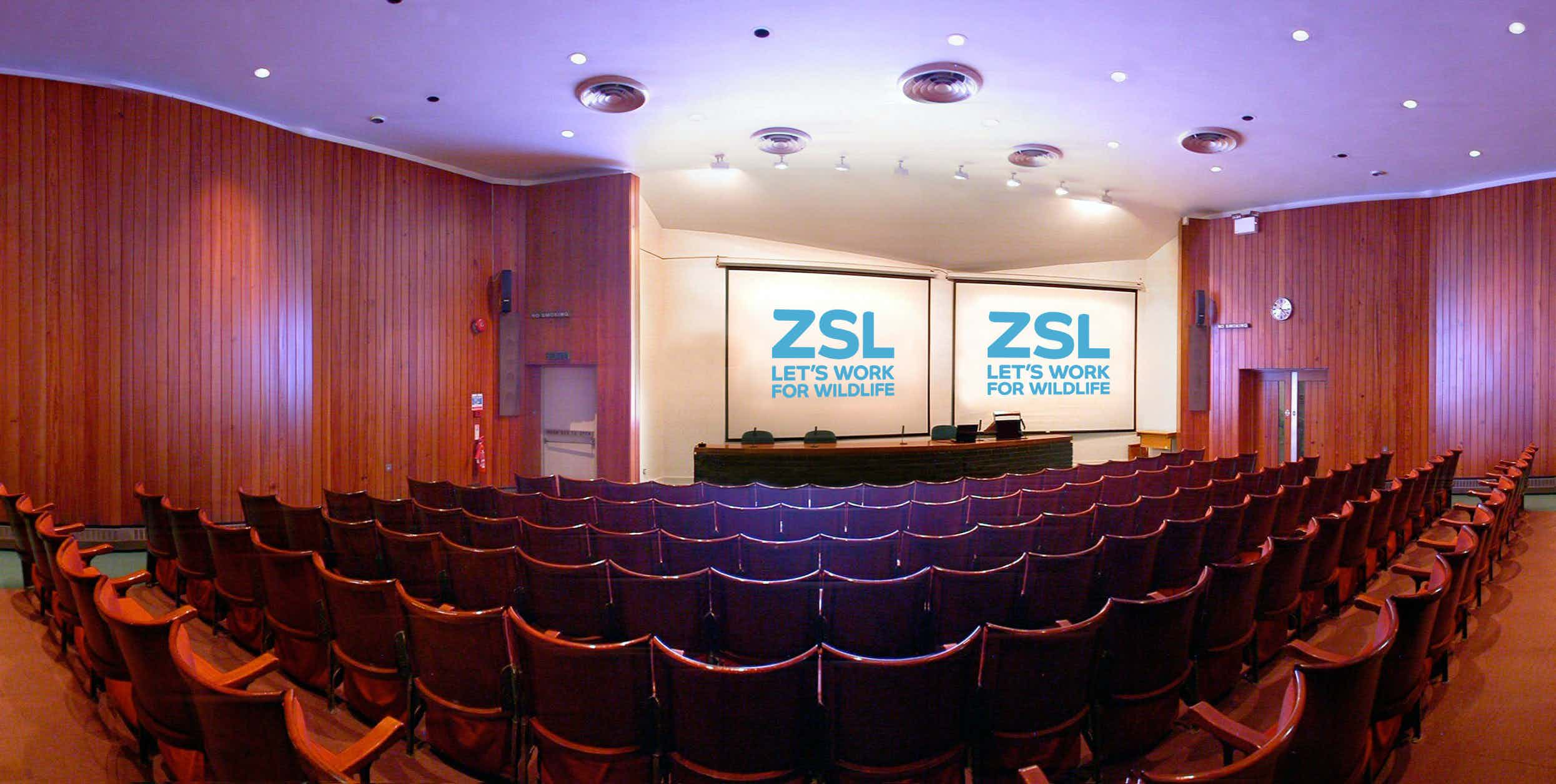 Huxley Lecture Theatre  and Bartlett Suite , ZSL London Zoo
