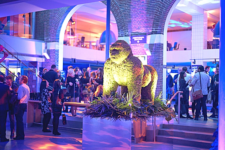 The Terrace **Hire The Terrace at ZSL London Zoo for one of the best options for venue hire London has to offer!** 