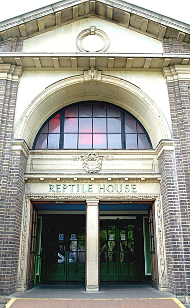 Amphibian and Reptile House **Hire the Amphibian and Reptile House at ZSL London Zoo for a truly unique London venue to hire!**   Known for featuring in 'Harry Potter and the Philosophers Stone', the Amphibian and Reptile house