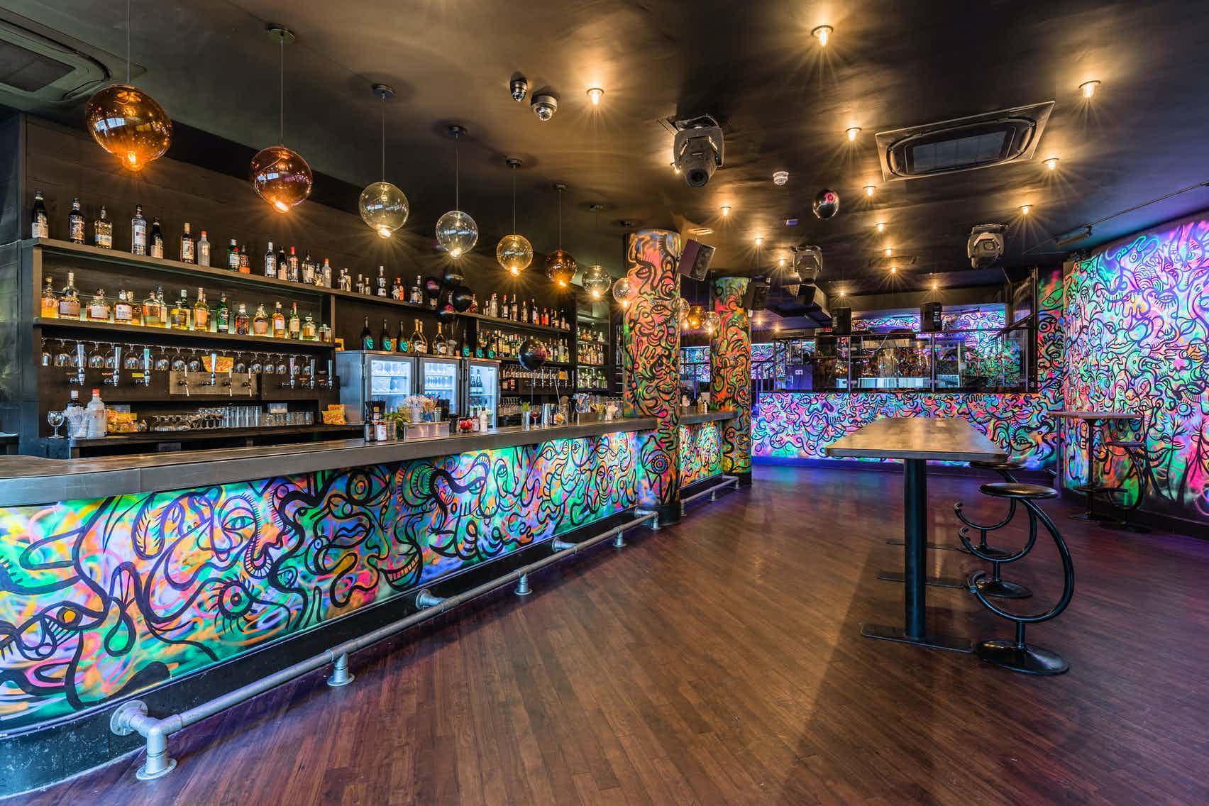 Retro bar Londen speed dating