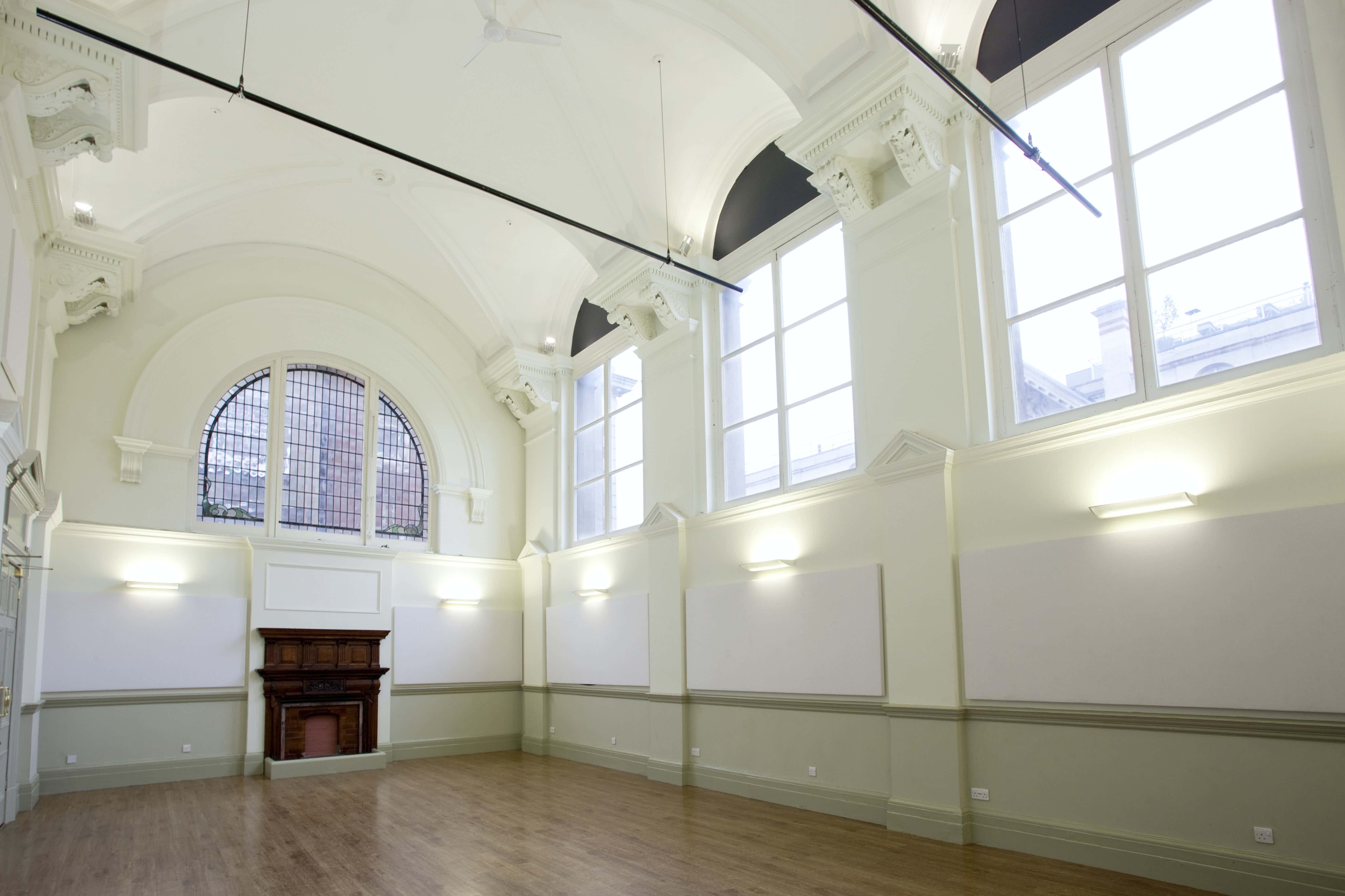 Large Committee Room, Shoreditch Town Hall
