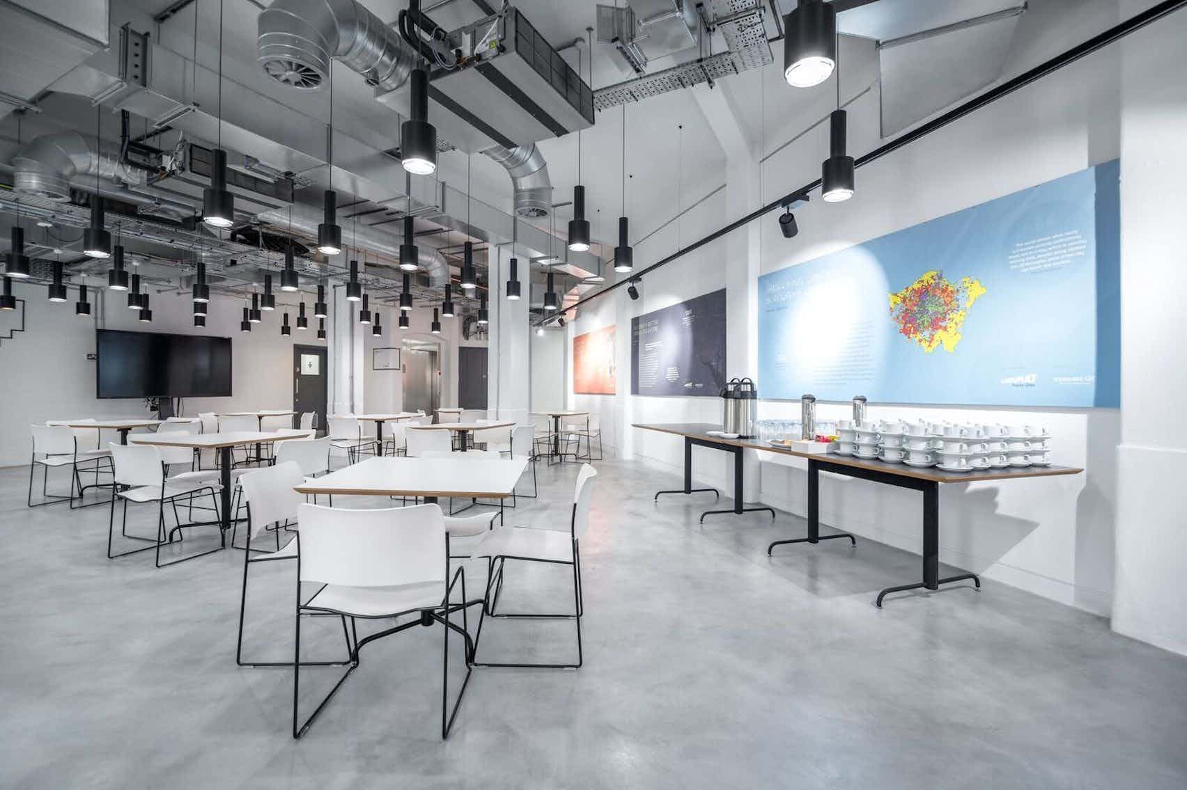 Auditorium, Urban Innovation Centre