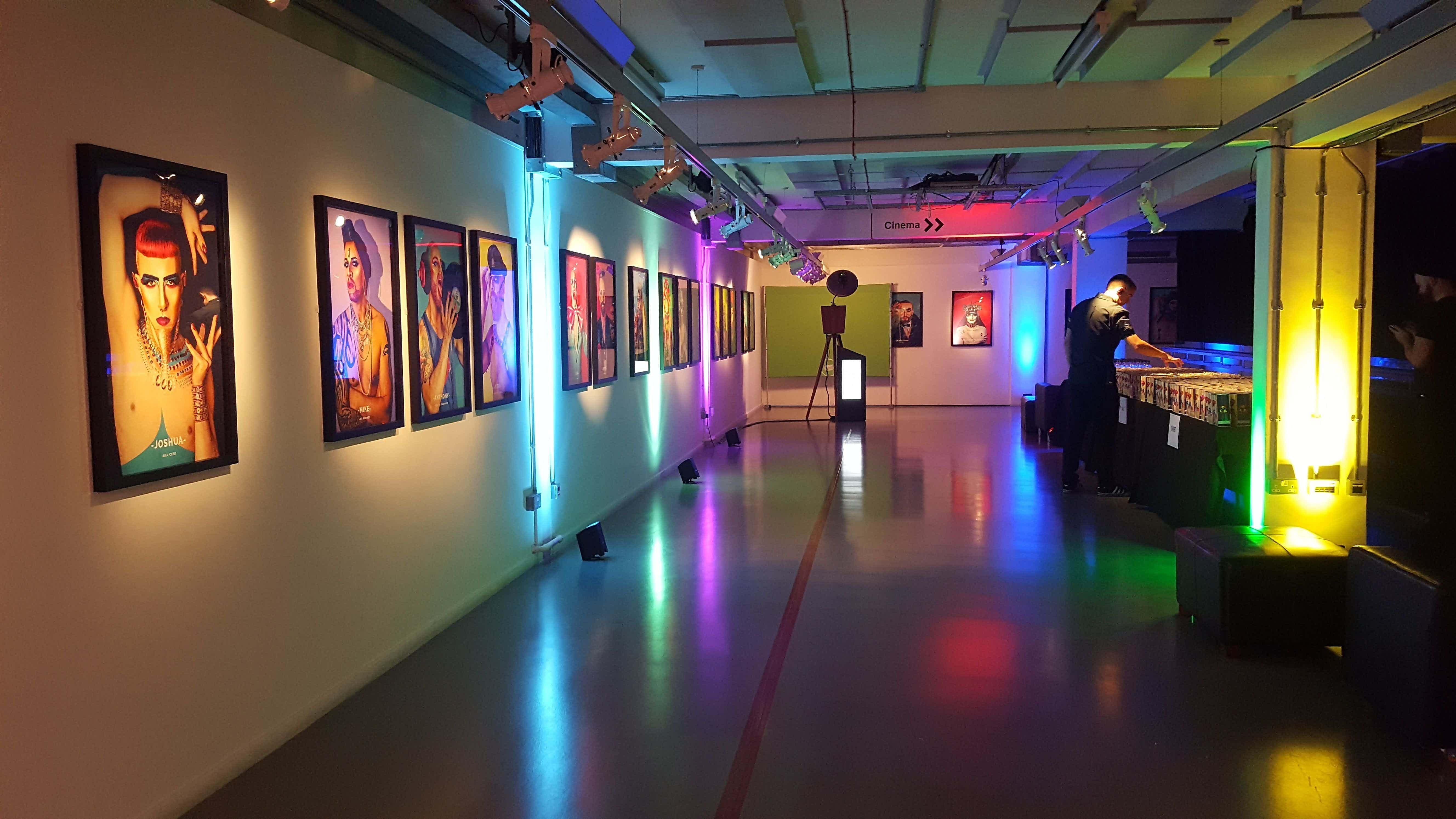 Mezzanine Gallery, Rich Mix