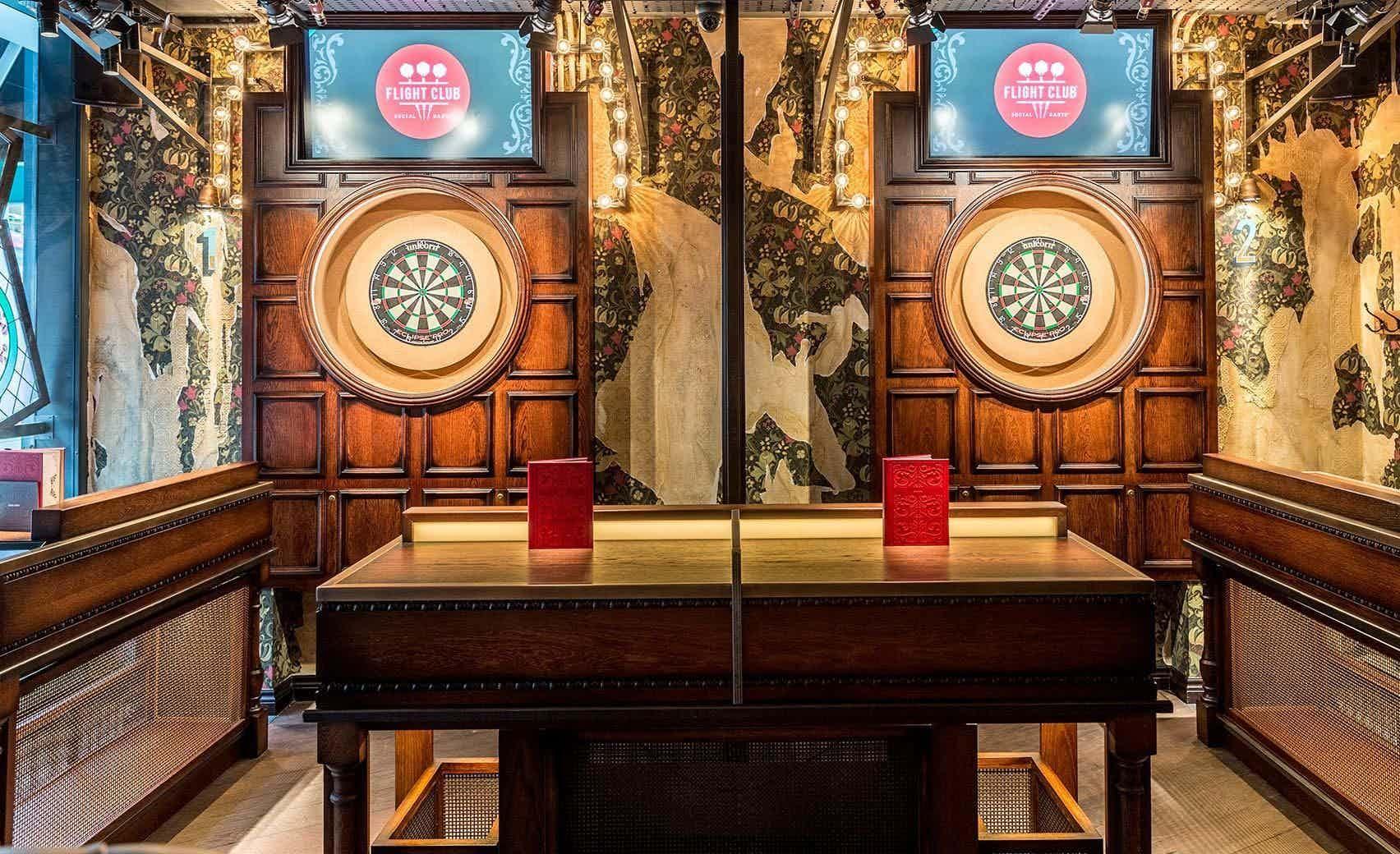 The Enclosure, Flight Club Darts Bloomsbury