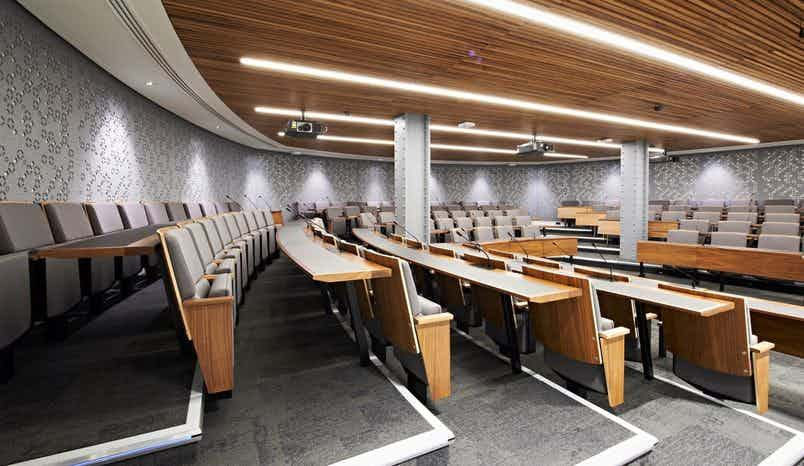 Lecture Theatre 1, Bush House