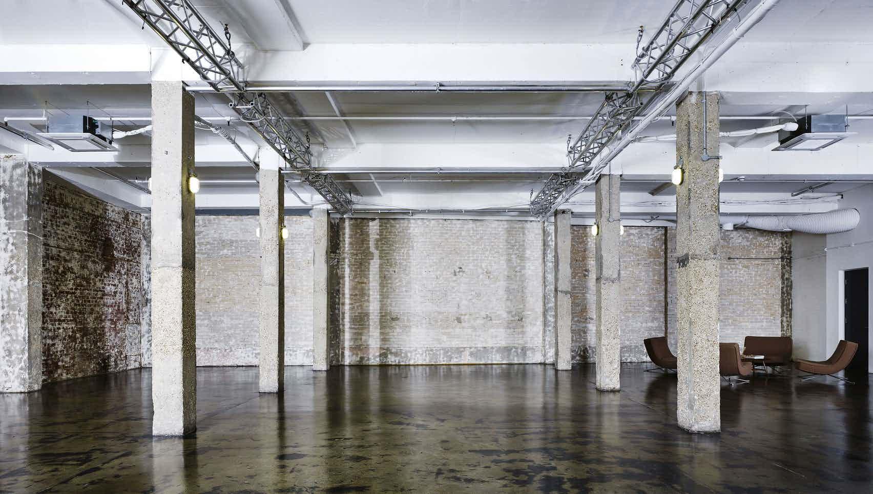 The Warehouse, Studio Spaces E1
