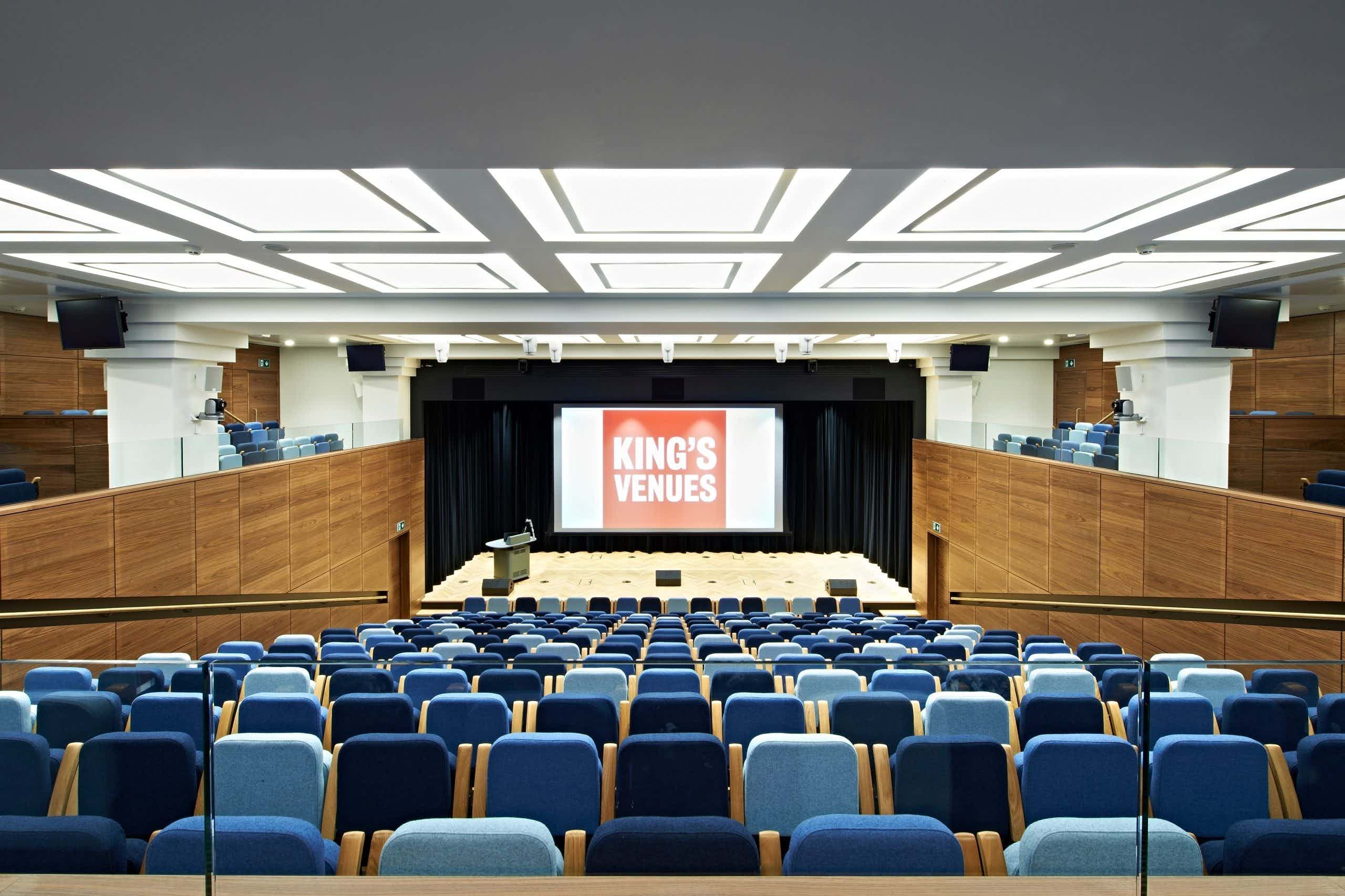 Auditorium, Bush House