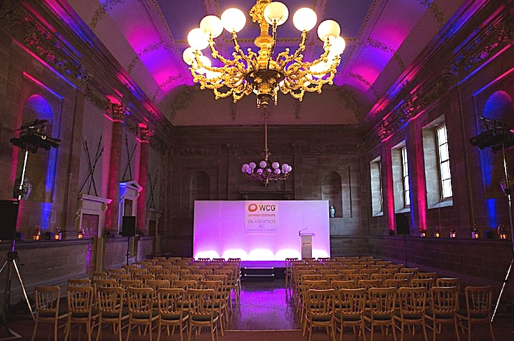 The Great Hall **Welcome to The Great Hall at Old Shire Hall - a grand venue to hire in Warwick steeped in history. Impress your Guests this year with this amazing historical venue.** 
