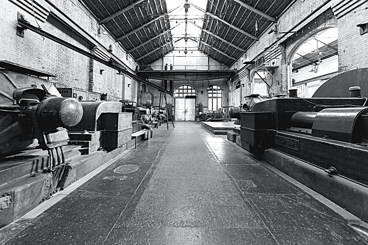 The Hydraulic Power Station **Hire The Hydraulic Power Station from the team at Blank Canvas Venues, for one of the best options for blank canvas venue hire in London!**  The Hydraulic Power Station is located in Wapping Wall