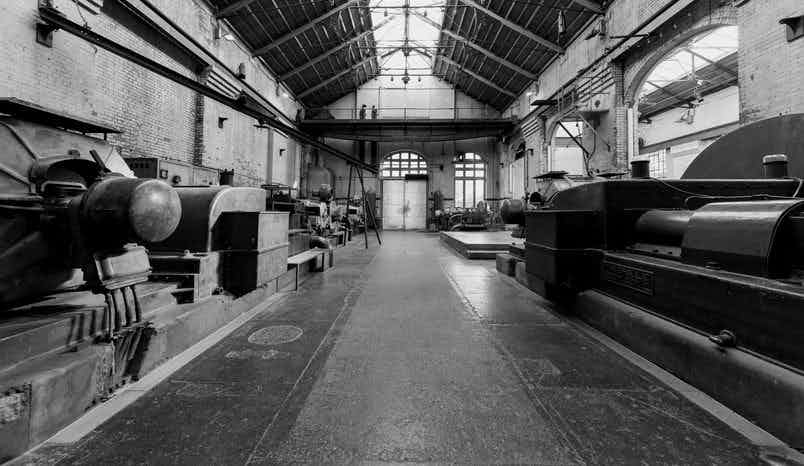 The Hydraulic Power Station, Blank Canvas Venues