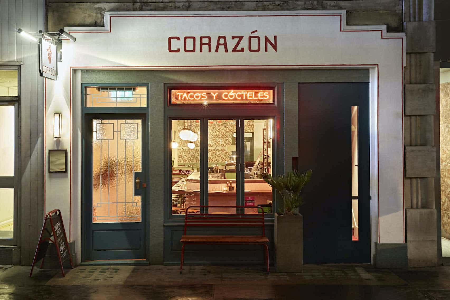 Restaurant, Corazon