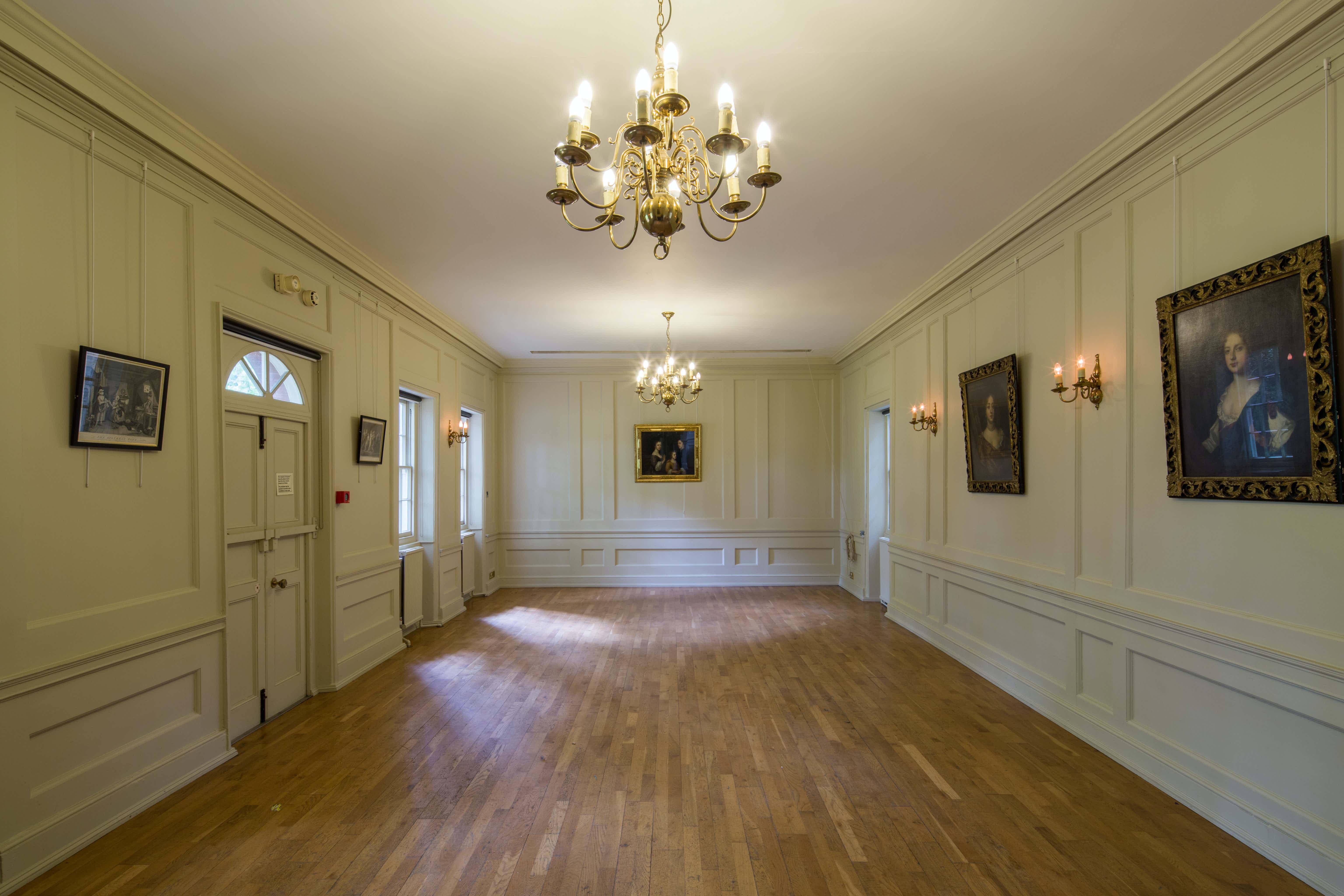 The Georgian Room, The Geffrye Museum