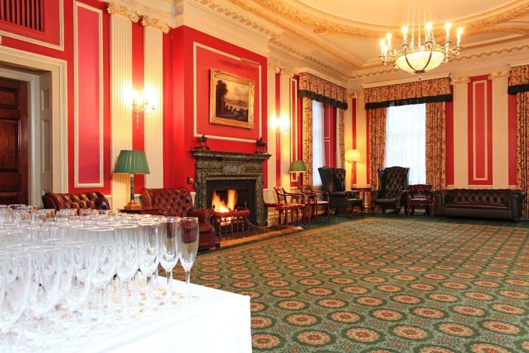 Morrison Room, The Caledonian Club