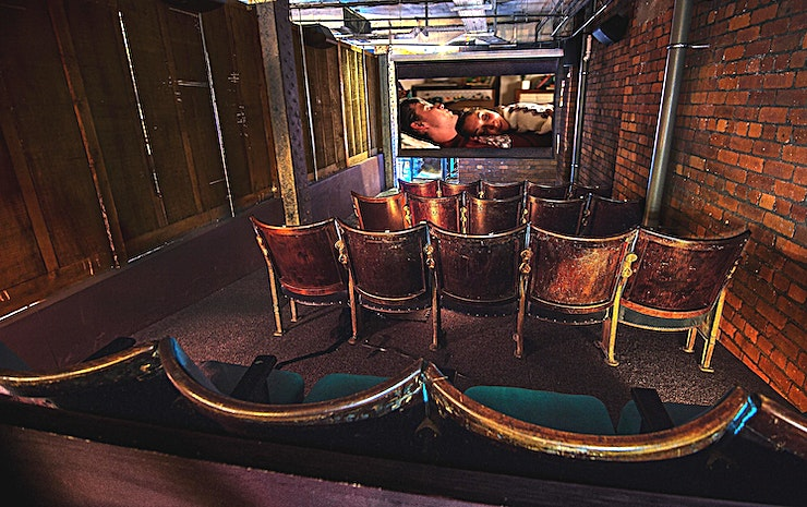 The Cinema **Want a unique cinema to hire in Manchester? Welcome to the Cinema at Victoria Warehouse!**
