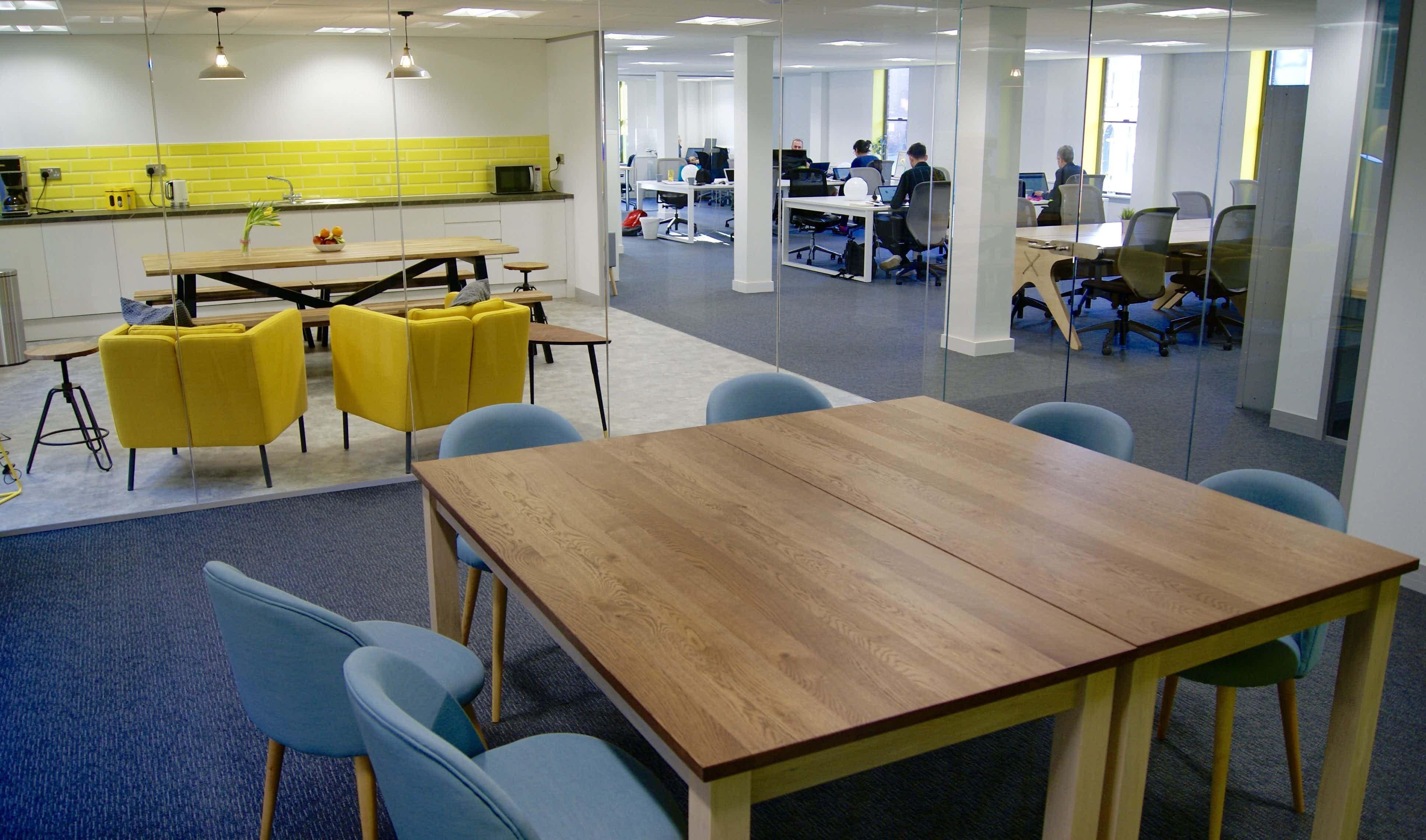 altspace Meeting Room, altspace Coworking Office