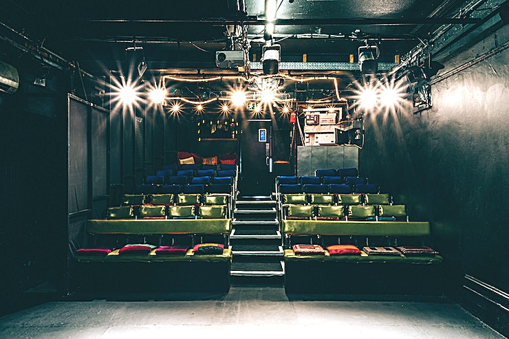 Theatre Space **Hire the Theatre Space at the Rosemary Branch Theatre for one of the best options for venue hire North London has to offer.**   A completely unique and intimate theatre space, on the site of what