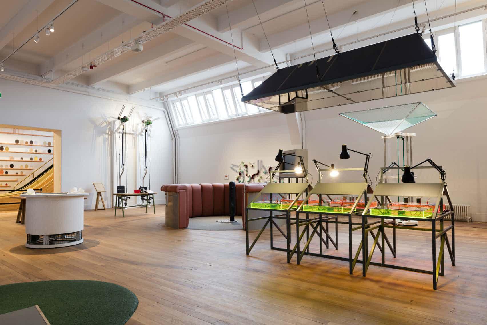 Wonderlab: The Equinor Gallery, Science Museum