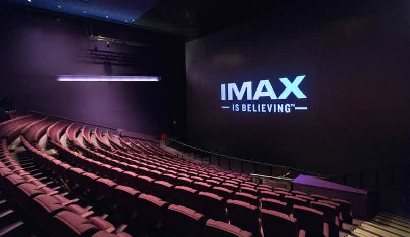 IMAX Theatre, Science Museum
