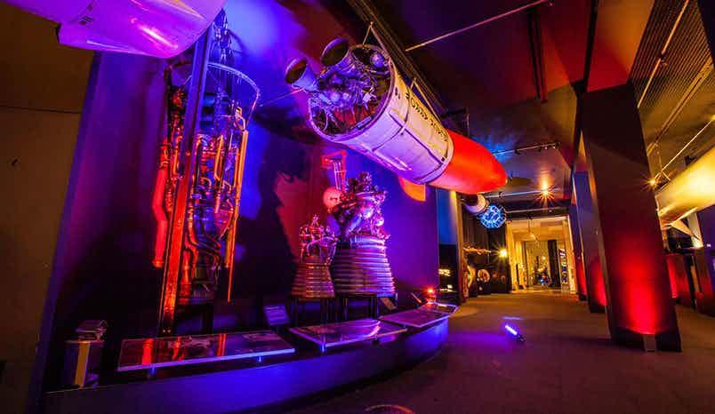 Exploring Space, Science Museum