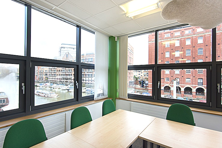 Babbers **Babbers is one of several rooms contained within The Waterfront Offices. Set beside the river on central Bristol's Welsh Back, this meeting room's central location is second to none.**