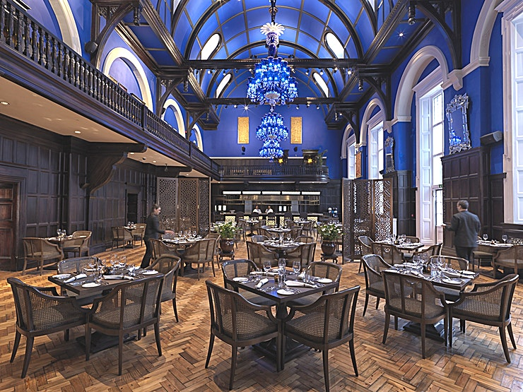 Baluchi Restaurant **Hire the Baluchi Restaurant at The LaLit for one of the best options for venue hire London has to offer.** 