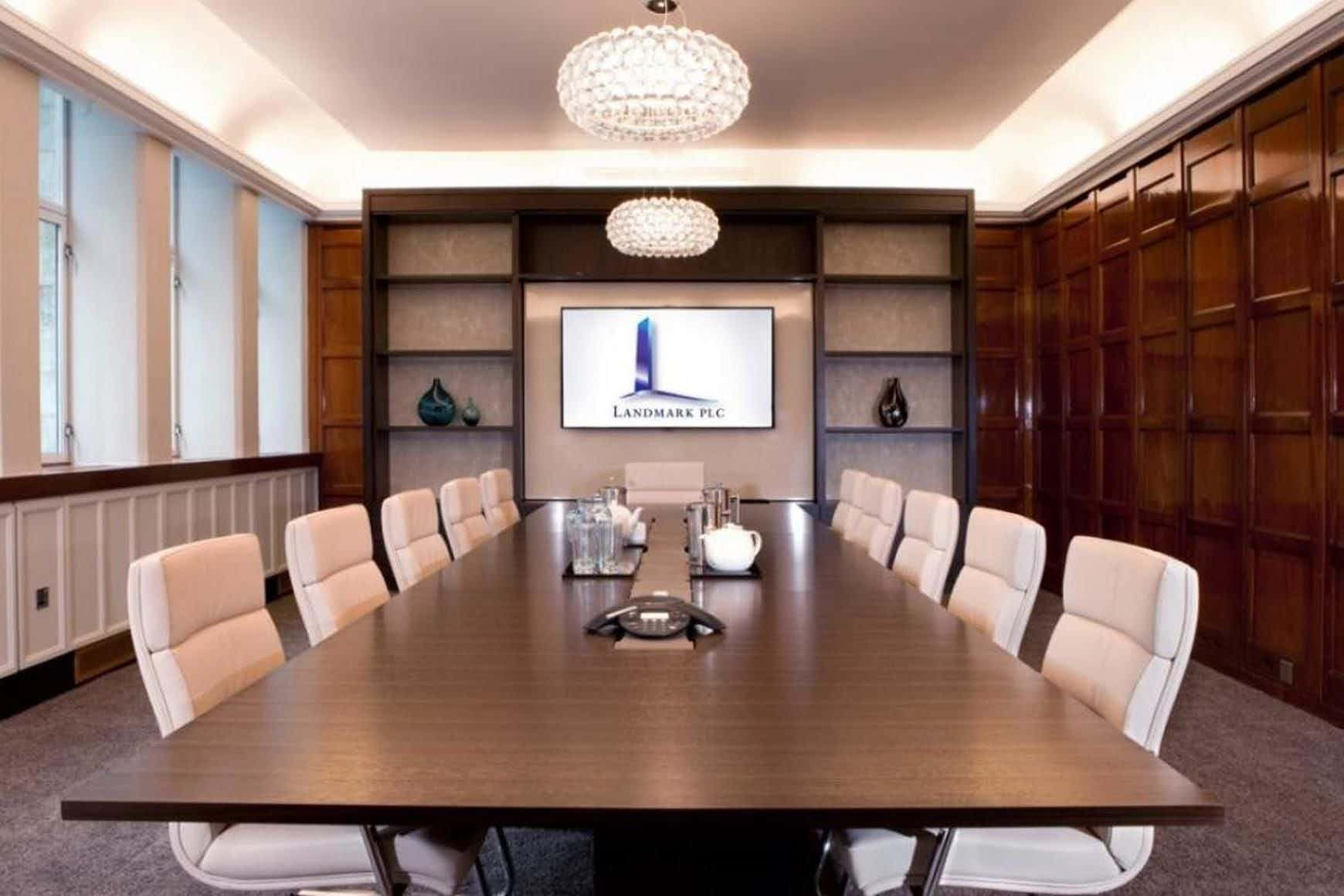 Boardroom, Landmark - Holland House, London