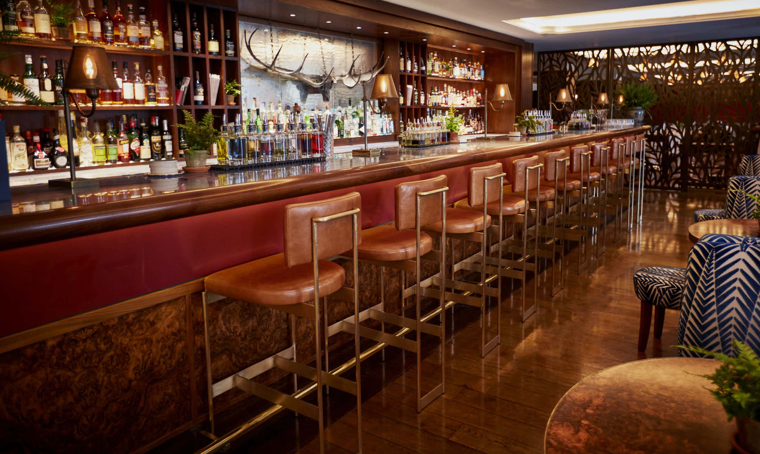 Dickie's Bar, Corrigan's Mayfair