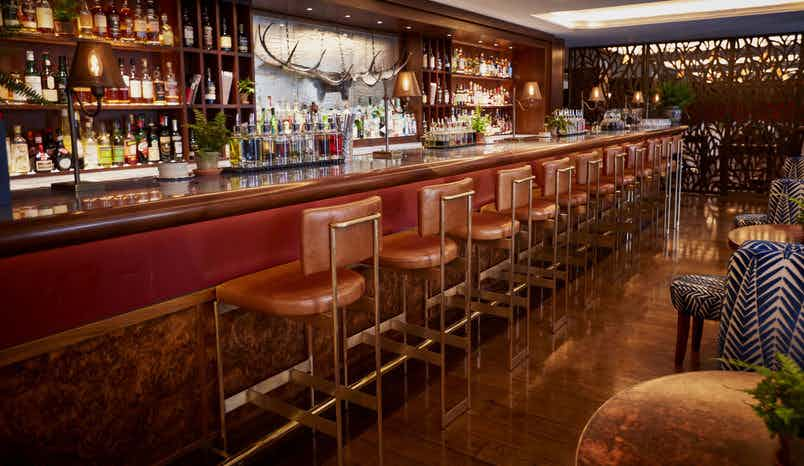 Dickie's Bar, Corrigan's Mayfair